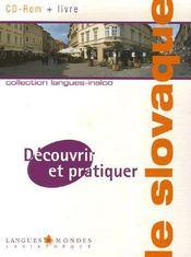 Découvrir et pratiquer le slovaque - Intérieur - Format classique