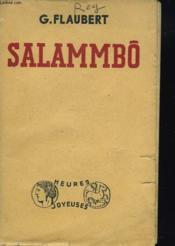 Salammbo - Couverture - Format classique