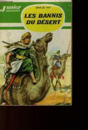 Les Bannis Du Desert - Couverture - Format classique
