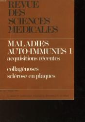 Revue Des Sciences Medicales N°197 - Couverture - Format classique
