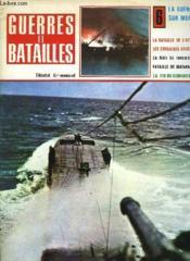 Guerres Et Batailles - 6 - La Guerre Sur Mer - Couverture - Format classique