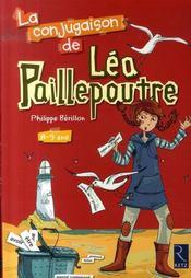 La conjugaison de Léa Paillepoutre ; 8/9 ans - Intérieur - Format classique