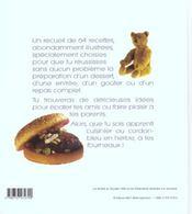 Emeline et nicolas font la cuisine - 4ème de couverture - Format classique