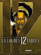 La loi des 12 tables t.6 - Intérieur - Format classique