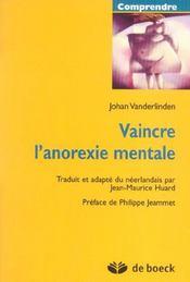 Vaincre L'Anorexie Mentale - Intérieur - Format classique