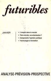 Futuribles N.73 Janvier 1984 - Couverture - Format classique