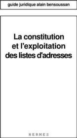 Contrat de travail en informatique guide juridique - Couverture - Format classique