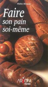 Faire son pain soi-meme - Intérieur - Format classique