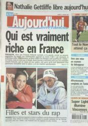 Aujourd'Hui En France N°1866 du 13/01/2007 - Couverture - Format classique