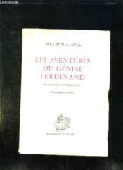 Les Aventures Du Genial Ferdinand. - Couverture - Format classique