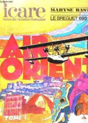 Icare N°86 - Maryse Bastie - Le Breguet 695 N°8 - Tome 1 - Couverture - Format classique
