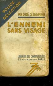 L'Ennemi Sans Visage - Couverture - Format classique