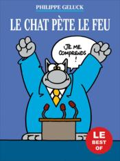 Vente  Le Chat ; best of t.6 ; le chat pète le feu  - Philippe Geluck
