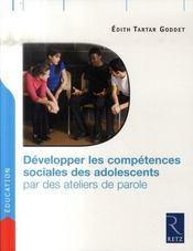 Développer les compétences sociales des ados par des ateliers de parole - Intérieur - Format classique