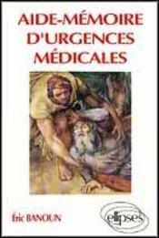 Aide-Memoire D'Urgences Medicales - Intérieur - Format classique