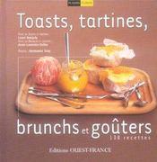 Toasts, tartines, brunchs et goûters - Intérieur - Format classique