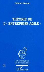 Theorie De L'Entreprise Agile - Intérieur - Format classique