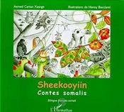 Sheekooyiin ; contes Somalis - Intérieur - Format classique