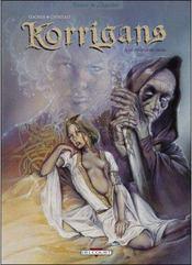 Korrigans t.3 ; le peuple de dana - Intérieur - Format classique