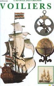 Voiliers De La Decouverte - Couverture - Format classique