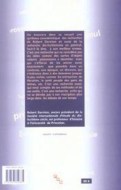 Pour Les Lumieres ; Defense Illustration Methode - 4ème de couverture - Format classique
