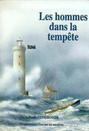 Hommes Dans La Tempete - Couverture - Format classique