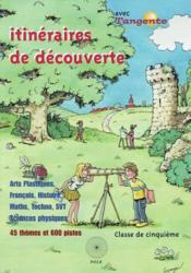 Itineraires De Decouverte En 5e - Couverture - Format classique