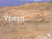 Yémen, cités d'écritures - Intérieur - Format classique