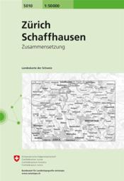 Zurich-Schaffhausen - Couverture - Format classique