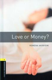 Vente  Love or money? niveau 1  - Collectif