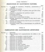 Encyclopédie technologique de l'industrie du caoutchouc - Intérieur - Format classique