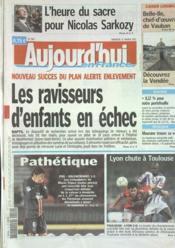 Aujourd'Hui En France N°1867 du 14/01/2007 - Couverture - Format classique