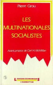 Les multinationales socialistes - Couverture - Format classique