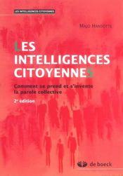 Les intelligences citoyennes - Intérieur - Format classique