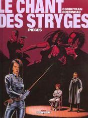 Le Chant Des Stryges T.2 ; Pieges - Intérieur - Format classique