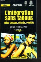 L'integration sans tabou - Couverture - Format classique