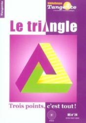 Le Triangle - Couverture - Format classique