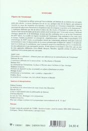 Figures De L'Irrationnel - 4ème de couverture - Format classique