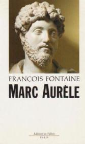 Marc aurele - Couverture - Format classique