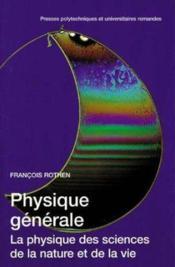 Physique Generale - Couverture - Format classique