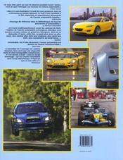 L'Annee Automobile N 51 (2003/2004) - 4ème de couverture - Format classique