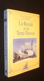 Royale Et Les Terre-Neuvas - Couverture - Format classique