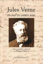 Jules Verne, en mer et contre tous - Couverture - Format classique