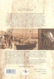 Jules Verne, en mer et contre tous - 4ème de couverture - Format classique