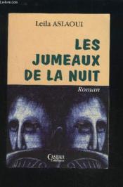 Les Jumeaux De La Nuit - Couverture - Format classique