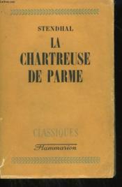 La Chartreuse De Parme. - Couverture - Format classique