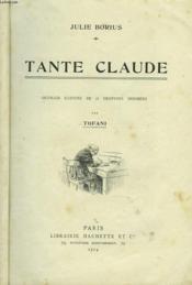 Tante Claude - Couverture - Format classique