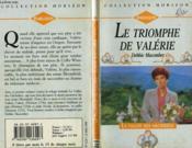 Le Triomphe De Valerie - Valerie - Couverture - Format classique