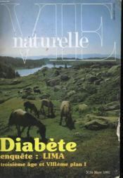 Vie Naturelle - N°54 - Couverture - Format classique