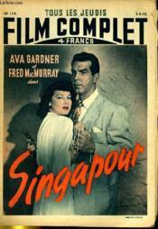Tous Les Jeudis Film Complet N° 114 - Singapour - Couverture - Format classique